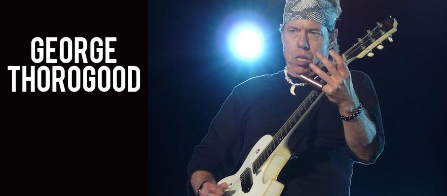George Thorogood at Grand Sierra Theatre