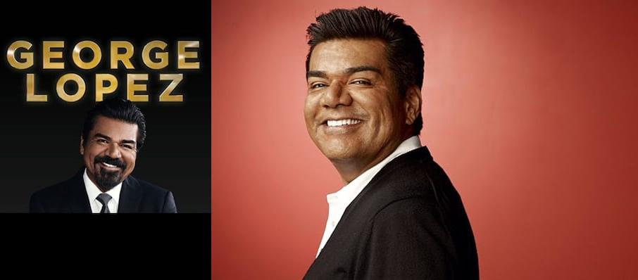 George Lopez at Silver Legacy Casino