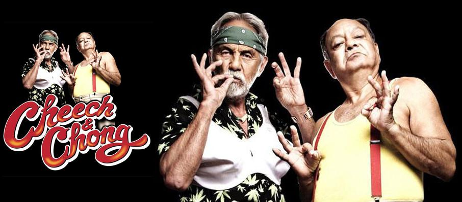Cheech & Chong at Silver Legacy Casino