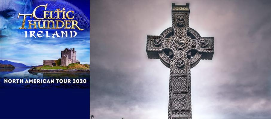 Celtic Thunder at Silver Legacy Casino