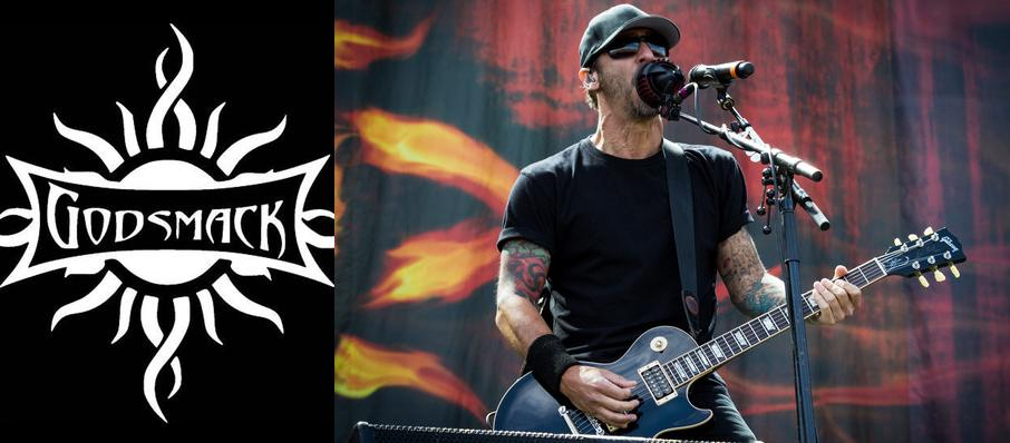 Godsmack at Grand Sierra Theatre