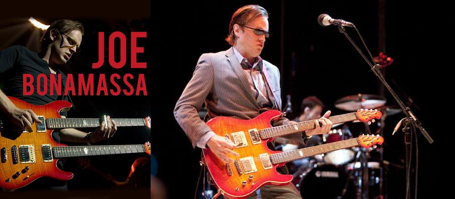 Joe Bonamassa at Reno Events Center