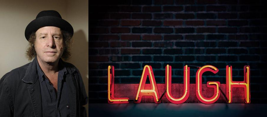 Steven Wright at Silver Legacy Casino