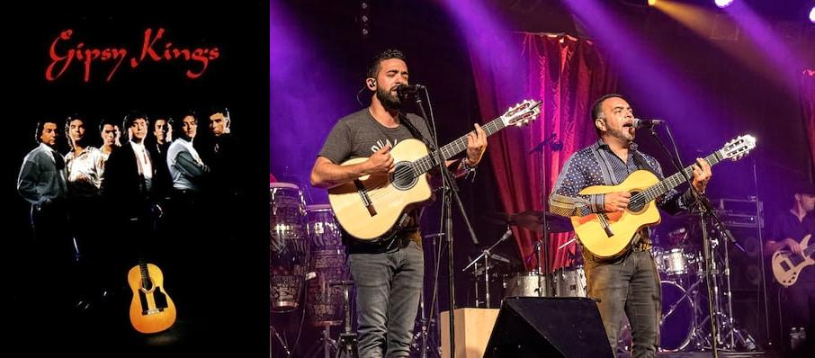 Gipsy Kings at Grand Sierra Theatre