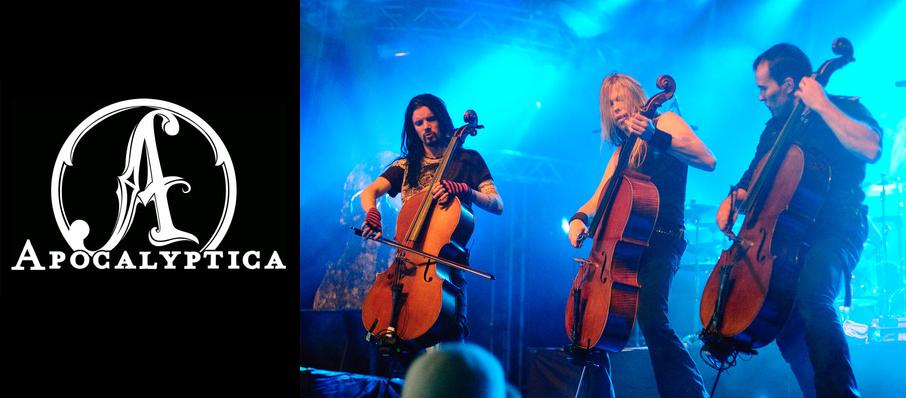 Apocalyptica at Silver Legacy Casino