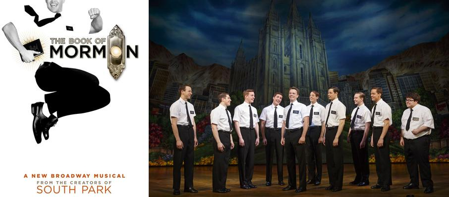 The Book of Mormon at Pioneer Center Auditorium