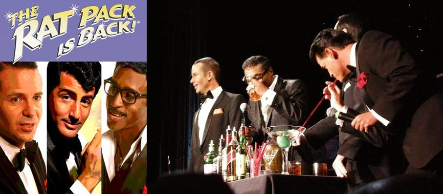 The Rat Pack Is Back at Harrah's Reno Convention Center