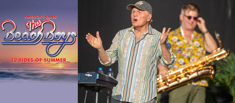 Beach Boys at Silver Legacy Casino