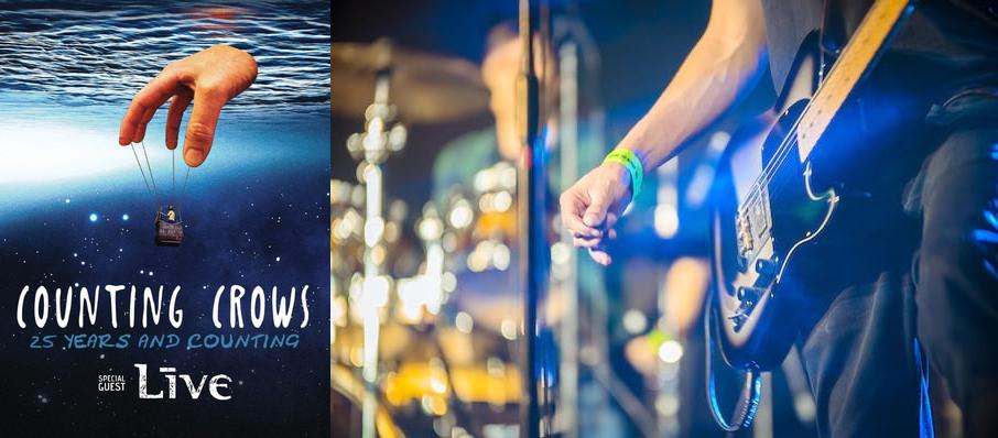 Counting Crows at Grand Sierra Theatre