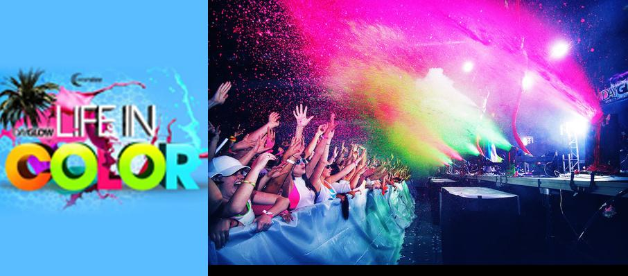 Reno Calendar May : Dayglow life in color tour tickets calendar nov
