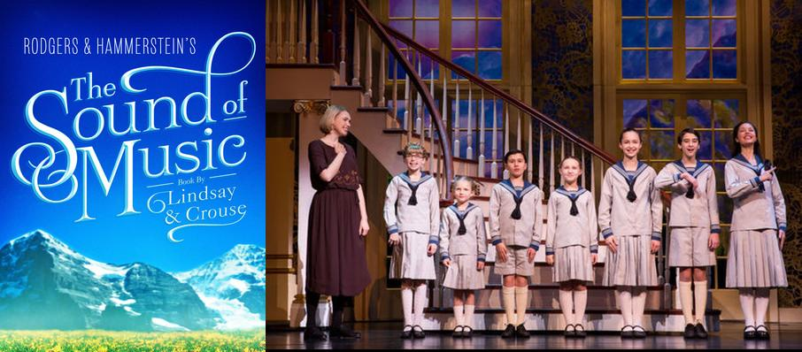The Sound of Music at Pioneer Center Auditorium