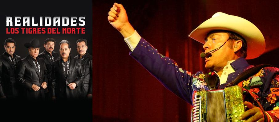 Los Tigres del Norte at Silver Legacy Casino