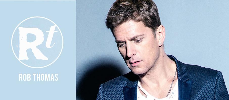 Rob Thomas at Grand Sierra Theatre