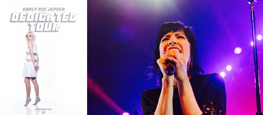 Carly Rae Jepsen at Grand Sierra Theatre