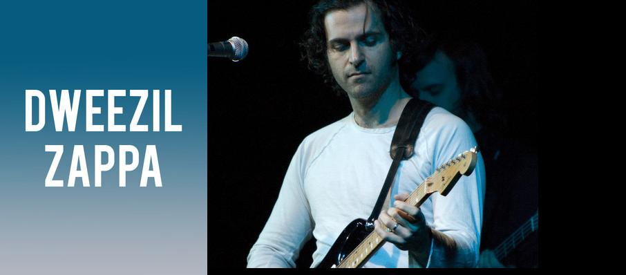 Dweezil Zappa at Cargo At CommRow