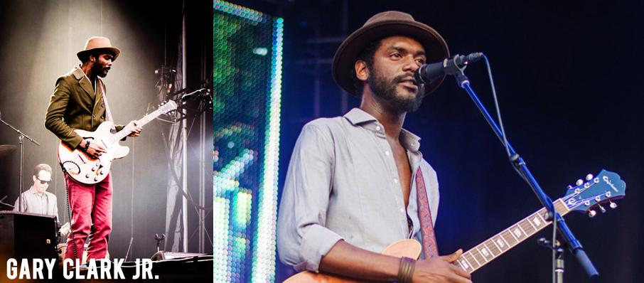 Gary Clark Jr. at Grand Sierra Theatre