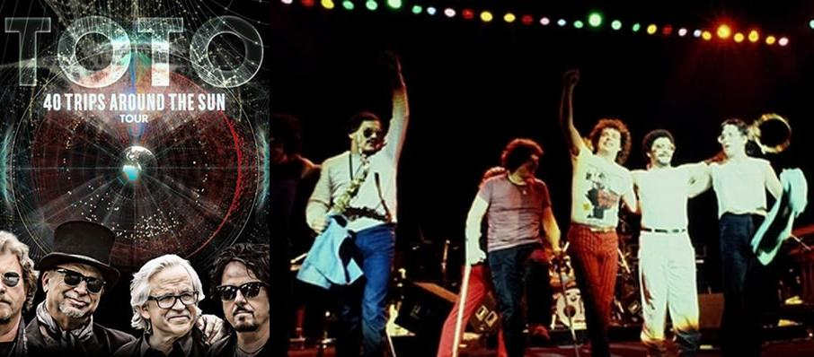 Toto at Grand Sierra Theatre