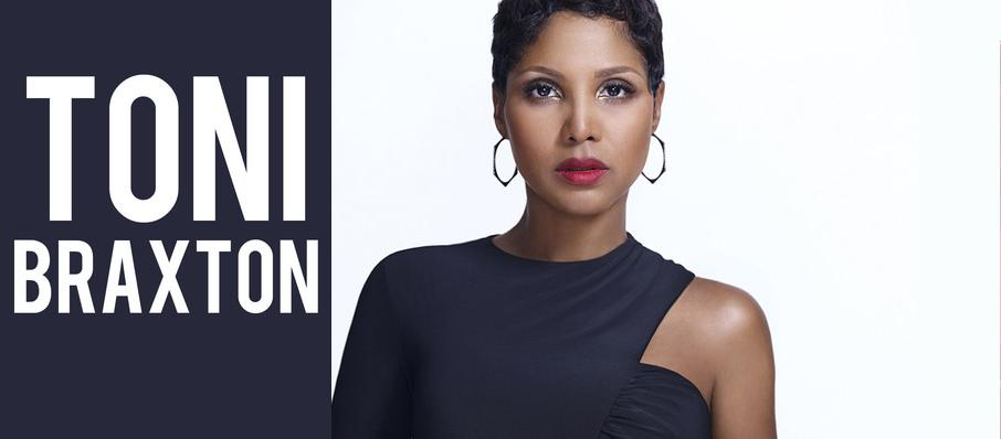 Toni Braxton at Grand Sierra Theatre