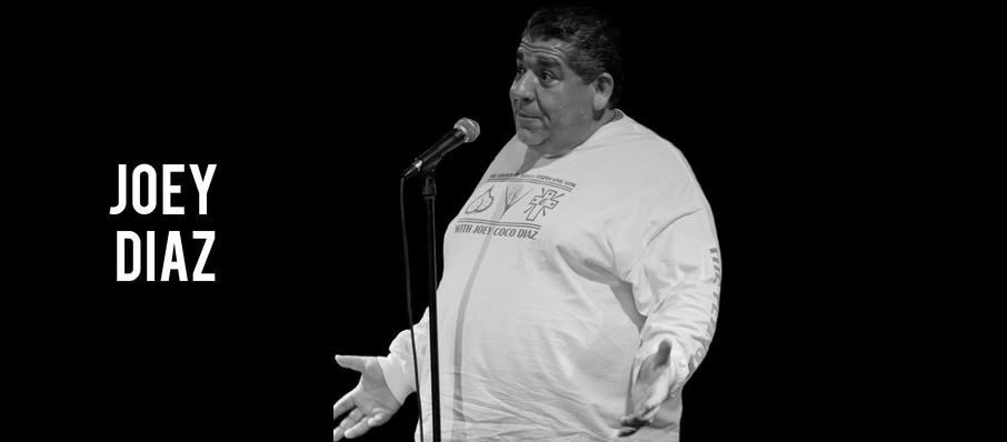 Joey Diaz at Silver Legacy Casino