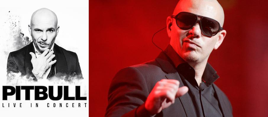 Pitbull at Grand Sierra Theatre