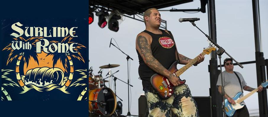 Sublime with Rome at Grand Sierra Theatre