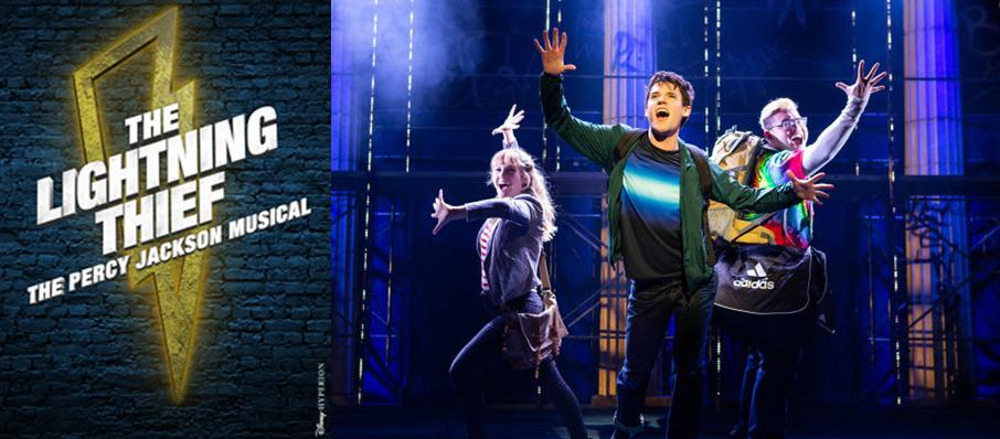 The Lightning Thief: The Percy Jackson Musical at Pioneer Center Auditorium