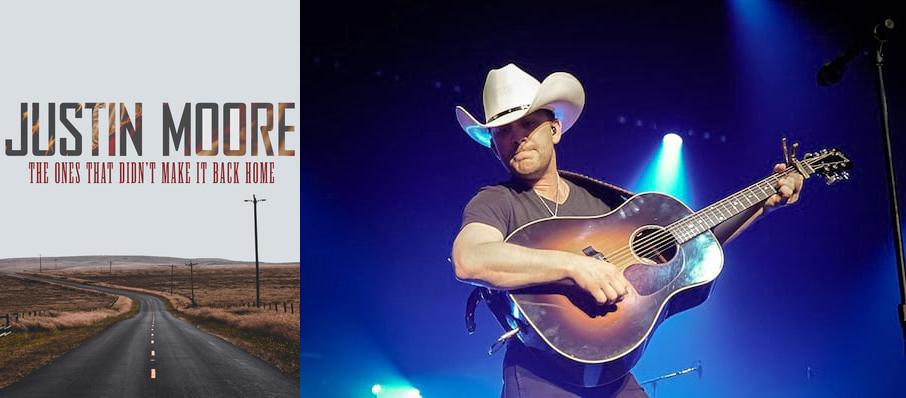 Justin Moore at Grand Sierra Theatre