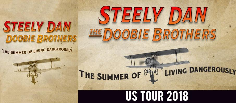 Steely Dan and The Doobie Brothers at Grand Sierra Theatre