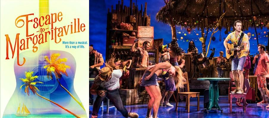 Escape To Margaritaville at Pioneer Center Auditorium