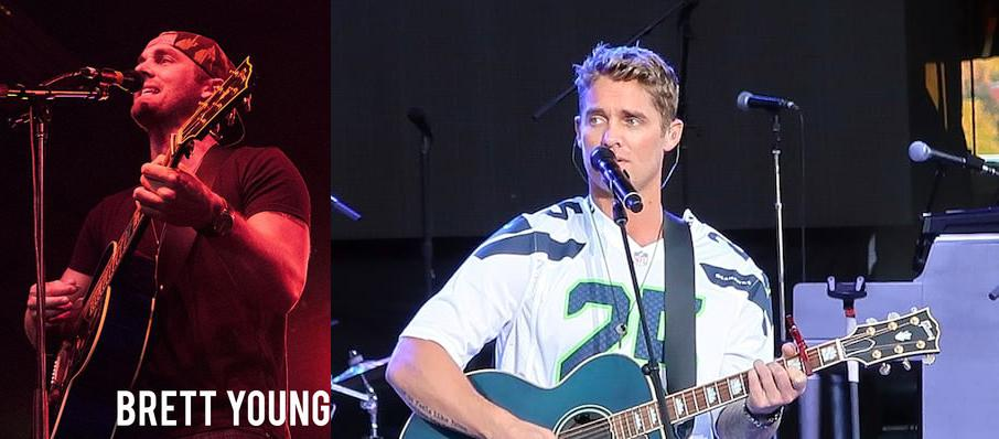 Brett Young at Silver Legacy Casino