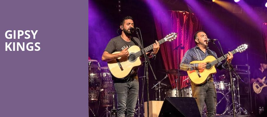 Gipsy Kings, Grand Sierra Theatre, Reno