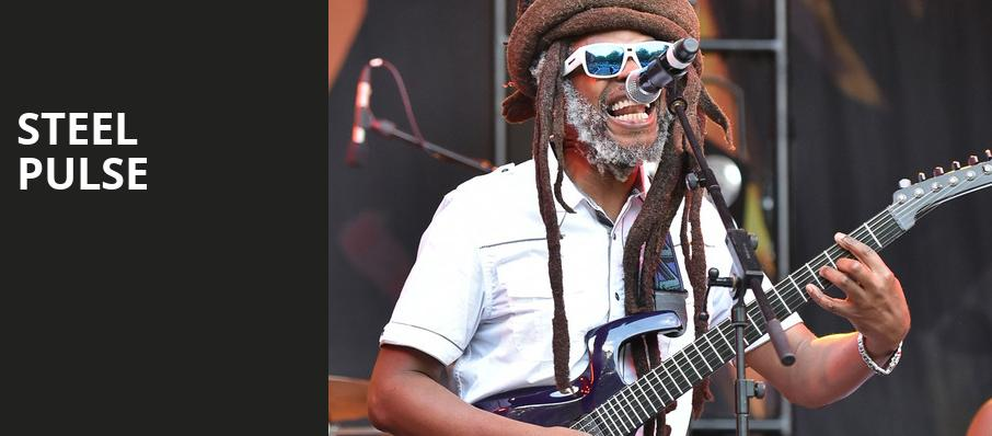 Steel Pulse, Cargo At CommRow, Reno